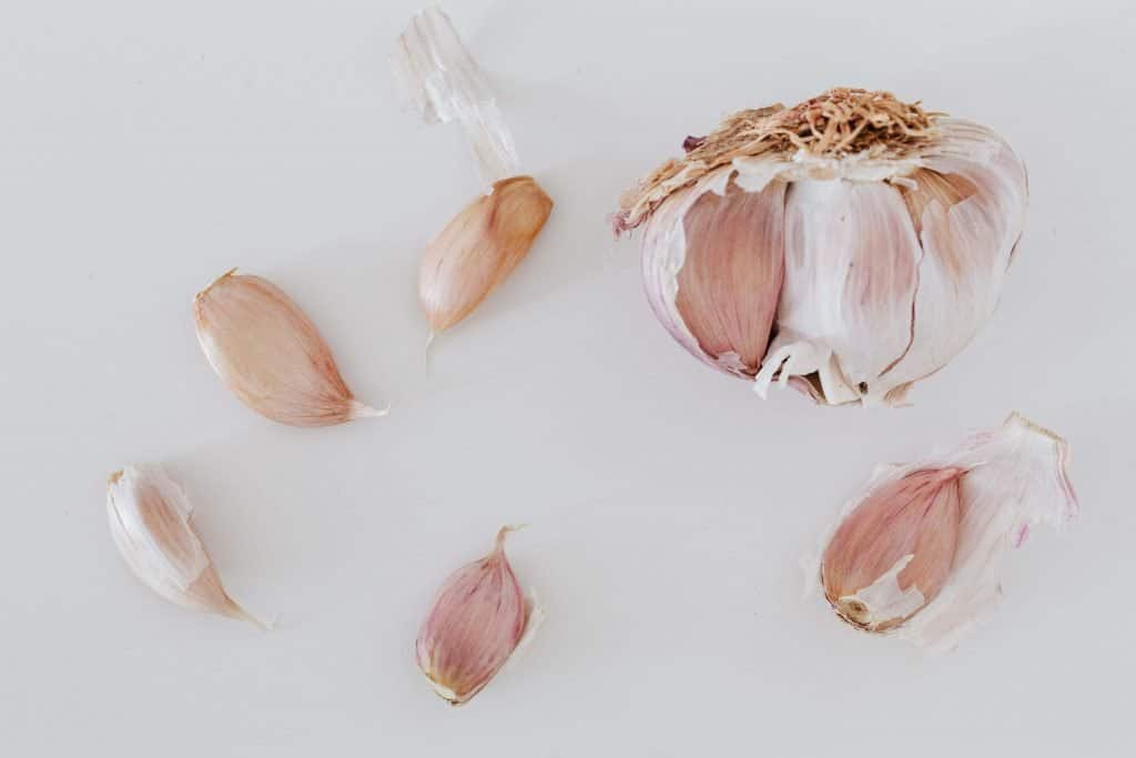 Garlic to use in cooking recipes